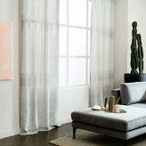 Textured Stripe Curtain