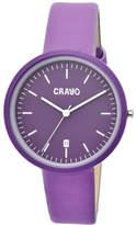 Crayo Men's Easy Quartz Watch
