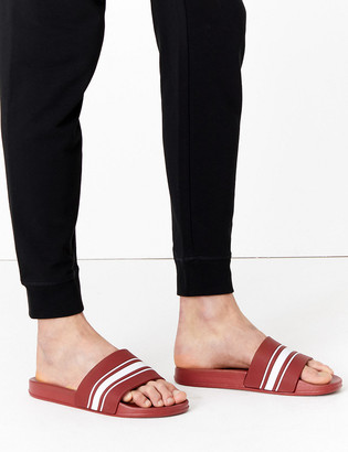 Marks and Spencer Stripe Sliders