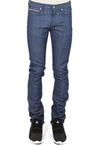 Naked & Famous Denim Skinny Guy Lightweight Selvedge Denim