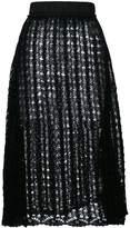 Jil Sander knitted a