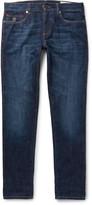 Brunello Cucinelli - Slim-fit Denim Jeans