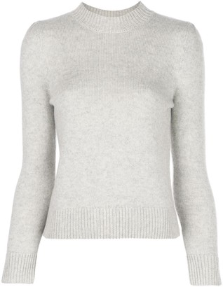 Co Cashmere Round Neck Jumper