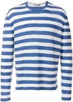 Ermanno Scervino striped longsleeveled jumper