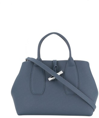 Longchamp Roseau top-handle tote bag