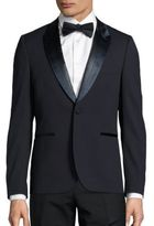 Paul Smith Solid Wool Jacket
