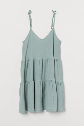 H&M H&M+ V-neck Jersey Dress