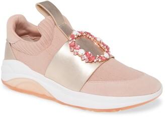 Karl Lagerfeld Paris Charlee Slip-On Sneaker