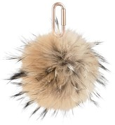 Amanda Wakeley Sea Fox Natural Keychain