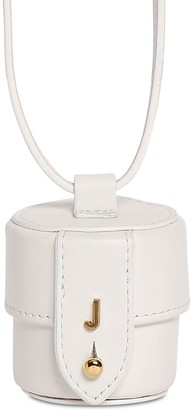 Jacquemus Le Micro Vanity Leather Shoulder Bag