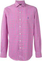 Polo Ralph Lauren checked shirt - men - Cotton - L