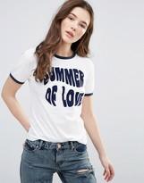 Glamorous Summer Of Love T-Shirt
