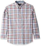 Pendleton Men's Long Sleeve Madras Shirt