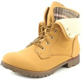 Rock & Candy Spraypaint Women US 10 Tan Ankle Boot