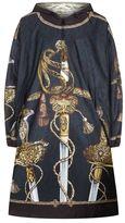Dolce & Gabbana Technical Cape Coat