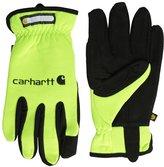 Carhartt Men's Work Flex Spandex Work Glove with Water Repellant Palm