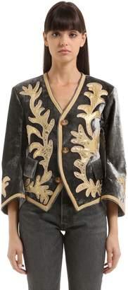Vivienne Westwood Curt Bamboo Silk Jacket