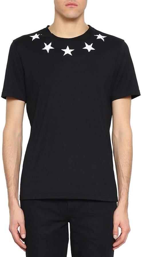 Givenchy Cotton Stars T-shirt