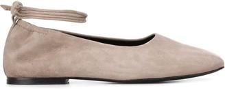 Dorateymur Arena ballerina shoes