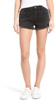 Current/Elliott Women's The Gam Cutoff Denim Shorts
