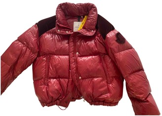 Valextra Moncler Genius Moncler n2 1952 + Red Cotton Coats