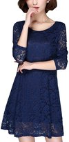 jasmine214 Lace Crochet Maternity Dresses Plus Size Clothes Pregnant Women Vestidos
