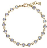 Temple St. Clair Women's Diamond & Moonstone Bracelet