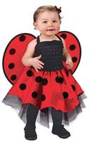 Lady Bug Size 0-24M Infant's Halloween Costume