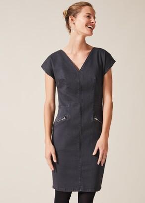 Phase Eight Delmar Denim Dress
