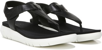 Naturalizer Leather Thong Sport Sandals - Lincoln