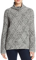 Soft Joie Nakendra Diamond Patterned Sweater