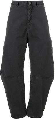 Nili Lotan Curved Leg Jeans