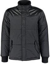 Lrg Puffy Winter Jacket Black