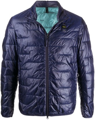 Blauer Padded Zipped Jacket