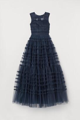H&M Tulle ball dress