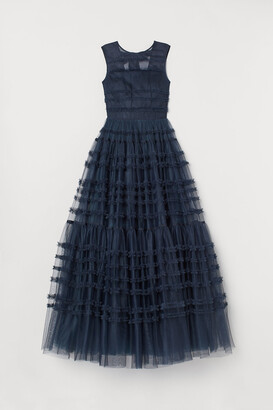 H&M Tulle Ball Gown