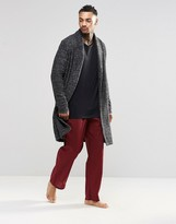 Calvin Klein Woven Lounge Pants in Regular Fit