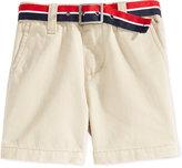 Tommy Hilfiger Baby Shorts, Baby Boys Chester Khaki Shorts