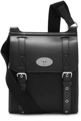 Mulberry Antony Black Nylon