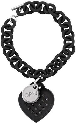 OSP Opsobjects-Ops! Studs Bracelet Silver Bracelet
