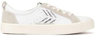 Cariuma CATIBA Low Luka Sabbat White Leather Sneaker