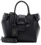 Roger Vivier Pilgrim De Jour Small leather shoulder bag