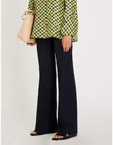 Joseph Road stretch-gabardine trousers