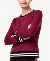 The Edit By Seventeen Juniors' Varsity Sweatshirt