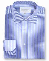 House of Fraser Men's Double TWO Paradigm Single Cuff 100% Cotton Non-Iron Shirt