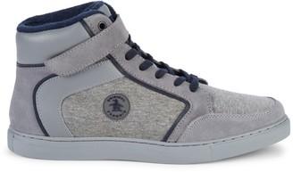 Original Penguin Miller High-Top Sneakers
