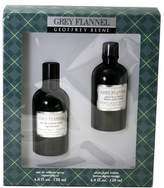 Geoffrey Beene GREY FLANNEL by Gift Set 4 oz Eau De Toilette Spray + 4 oz After Shave For Men