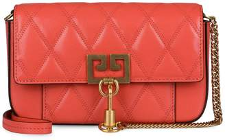 Givenchy Pocket Quilted Leather Mini-bag