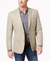 Michael Kors Men's Classic-Fit Mini-Houndstooth Sport Coat