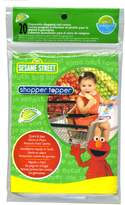 Sesame Street Unknown Shopper Topper - 20 Ct